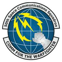 Air Force Space Command (AFSPC) 50th Space Communication Squadron (50 SCS)