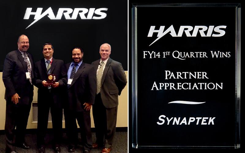 TekSynap Harris Award