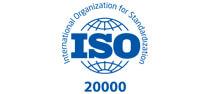 TekSynap ISO 20000