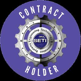 DISA SETI Contract Holder