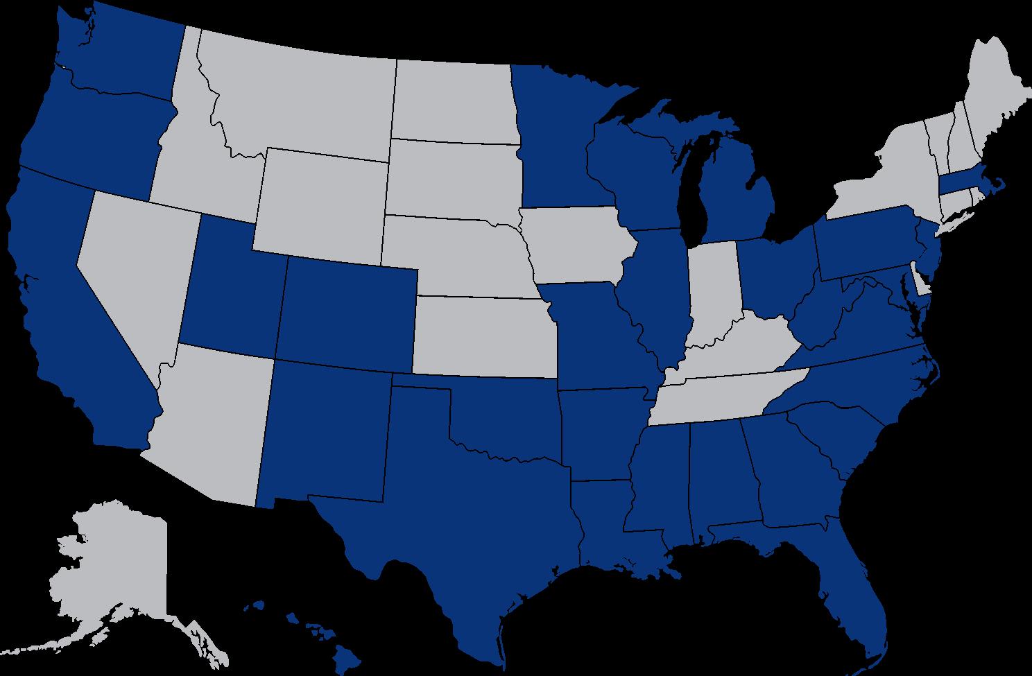 TekSynap Ops Map